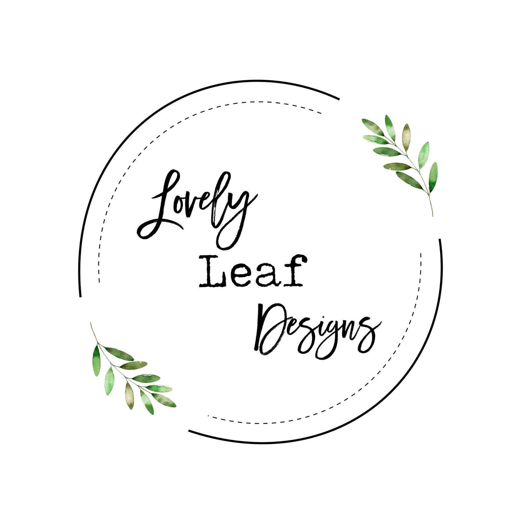 Lovely Leaf Designs
